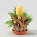 Atelier Montage Floral spécial Noël