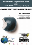 Concert de Nouvel An – LA CREATION