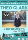 THEO CLARK + THE KEYWILD'S - Made In Liège, concerts 100% liégeois