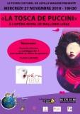 «LA TOSCA de Puccini» À L'OPÉRA ROYAL DE WALLONIE-LIÈGE