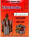 Visite du grand Saint-Nicolas