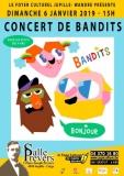 BANDITS - Concert