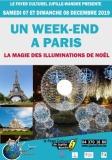 La ville Lumière pour les fêtes de fin d'année : PARIS