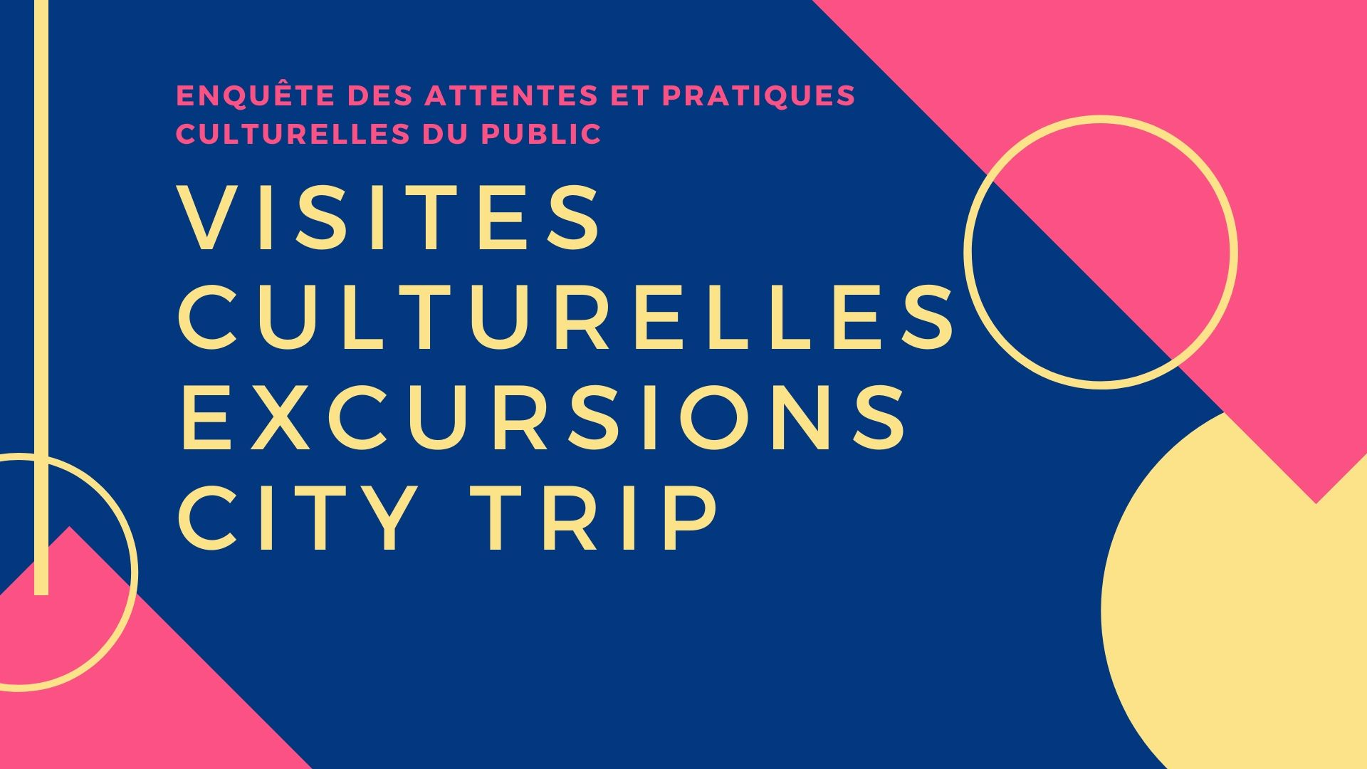 Visites culturelles excursions city trip