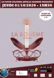 «LA BOHEME»  DE PUCCINI À L'OPÉRA ROYAL DE WALLONIE-LIÈGE