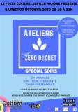 ATELIER (presque) ZERO DECHETS : special soins -> COMPLET