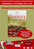 """PROJECTION-RENCONTRE: """"ÇA BOUGE POUR L'ALIMENTATION """""""