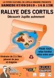 LE RALLYE DES CORTILS - Dans le cadre de la Fête des Cortils