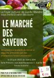MARCHE DES SAVEURS