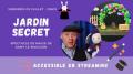 JARDIN SECRET - spectacle de Samy le magicien